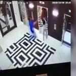 Man saves a dog whose leash got stuck in an elevator - Health Insurance
