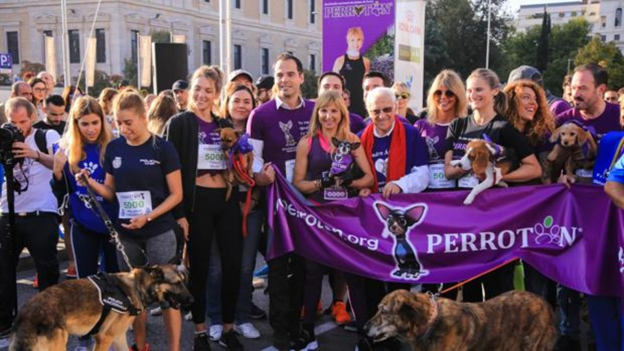 Nearly 5,000 dogs meet at the Perrotón 2019