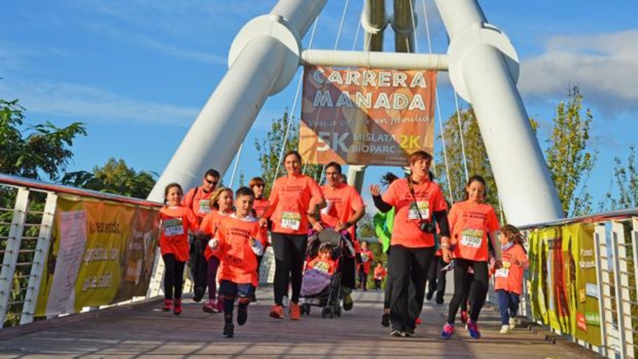The seventh race in the Herd of Bioparc Valencia will be on November 24
