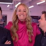 Saturday Night Takeaway fans ask why Cat Deeley wasn't social distancing with Ant and Dec